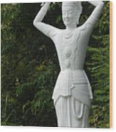 Phu My Statues 3 Wood Print