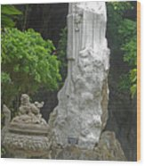 Phu My Statues 5 Wood Print