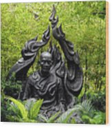 Phu My Statues 6 Wood Print
