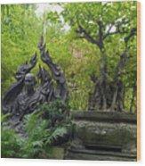 Phu My Statues 7 Wood Print