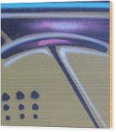 Physical Graffiti Wood Print
