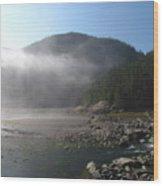 Baie-des-rochers 2, Quebec Wood Print