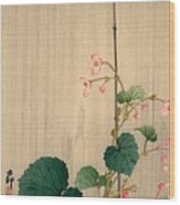 pic02288 Koson Wood Print