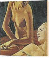 Picabia 52 Francis Picabia Wood Print