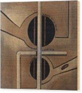 Picabia: Cest Clair, C1917 Wood Print