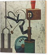 Picabia: Parade Wood Print