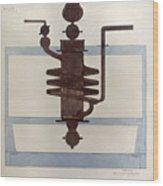 Picabia: Paroxyme, 1915 Wood Print