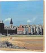 Picturesque North Berwick Scotland Wood Print