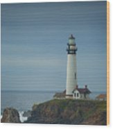 Pidgeon Point Lighthouse Wood Print