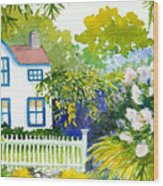 Piermont Wood Print