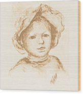 Pierre Renoir Wood Print