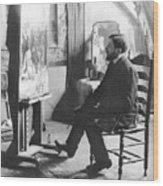 Piet Mondrian (1872-1944) Wood Print
