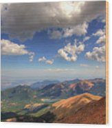 Pikes Peak Summit Photograph By Shawn Everhart
