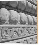 Pillar Theme Wood Print
