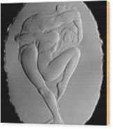 Pilobilus Dancers Wood Print