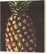 Pine Apple Wood Print