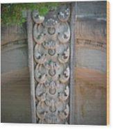 Pine Of Stone Wood Print