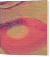 Pink Ambrelia Wood Print
