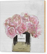 Pink Scented Wood Print