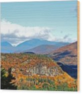 Pinkham Notch Wood Print