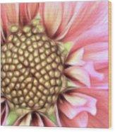 Pinkie Wood Print