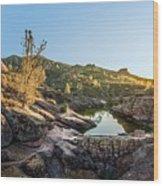 Pinnacles National Park Wood Print