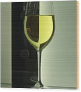 Pinot Grigio Wood Print