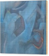 Pinturas Antonio-13 Wood Print