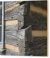 Pioneer Craftsmanship Wood Print