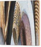 Pipe Dream Wood Print