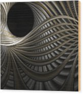 Pipe Dreams Wood Print