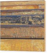 Pipes Wood Print