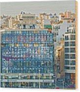 Piraeus, Port Near Athens In Greece Wood Print