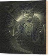 Piscean I Wood Print