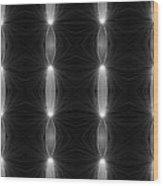 Plankton And Crankton Dance Wood Print