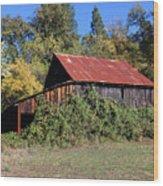 Pleasant Valley Barn 14 Wood Print