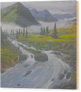 Pleasant Valley Wood Print