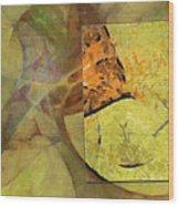 Plebiscitarism Open  Id 16097-214524-04842 Wood Print