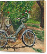 Plien Air Afternoon Wood Print