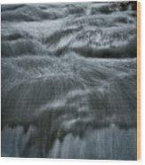 Plitvice Cascades #2 Wood Print