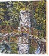 Pod Kvadakem Wood Print