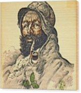 Poilu 1916 Wood Print