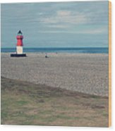 Point Of Ayre Wood Print