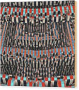 Point Of Veiw Wood Print