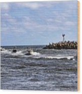 Point Pleasant New Jersey Wood Print