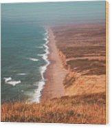 Point Reyes National Seashore Wood Print