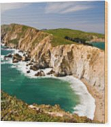 Point Reyes National Seashore Wood Print