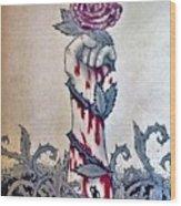 Poison Wood Print