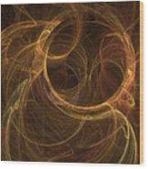 Politics Of Ecstasy Wood Print