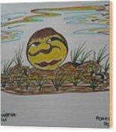 Pomme De Terre-potato-  Wood Print